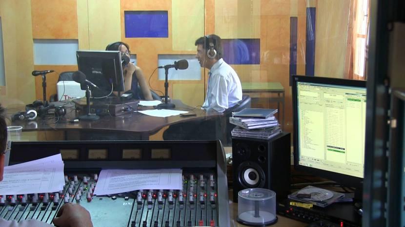 Entrevista Canal Extremadura
